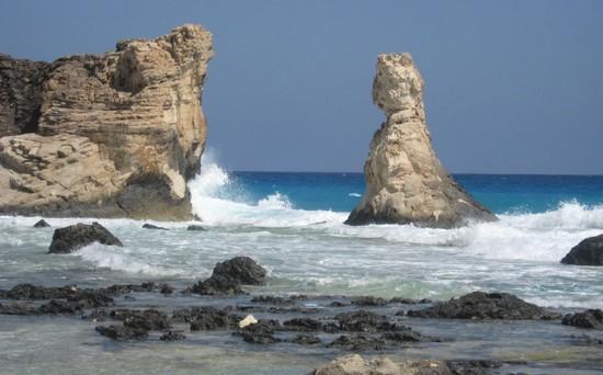 Cleopatra beach egypt