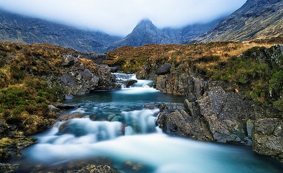 Fairy-Pools Skye Scotland