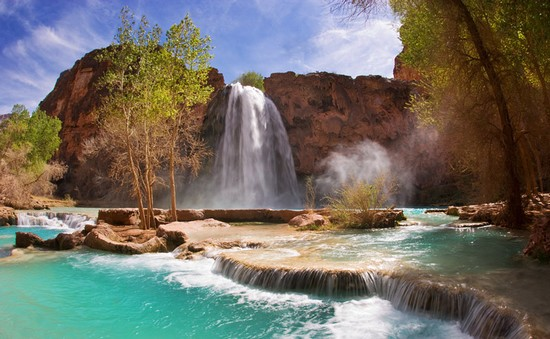 Havasu-Falls-Grand-Canyon-National-Park