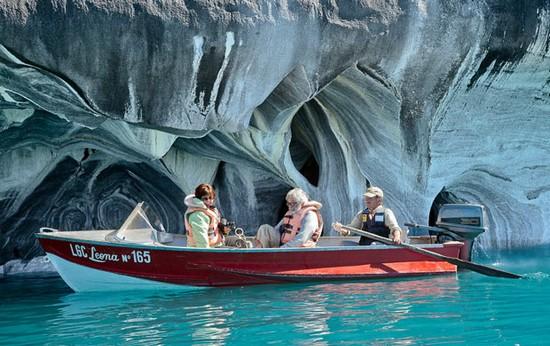 Marble-Caverns-of-Carrera-Lake-Chile