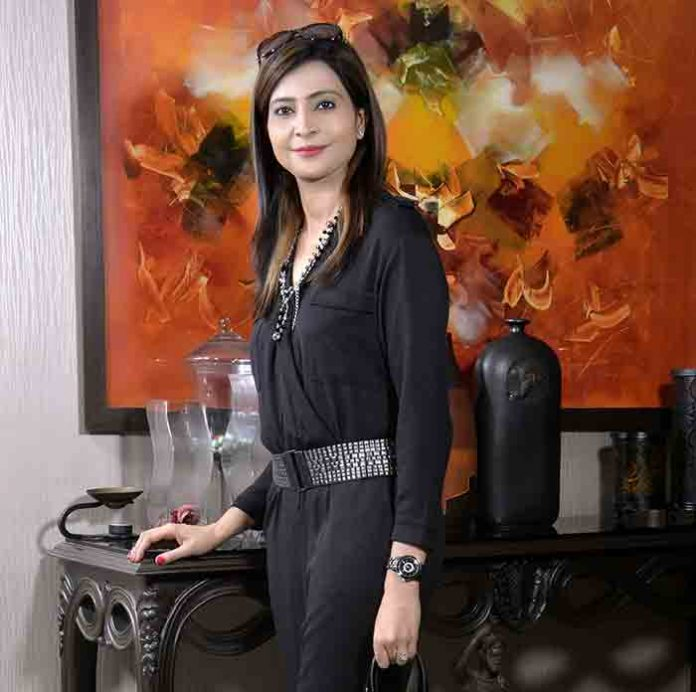 Shubi Husain - star nutritionist business woman - celebrity nutritionist