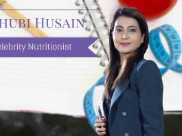 Star Celebrity Nutritionist Shubi Husain