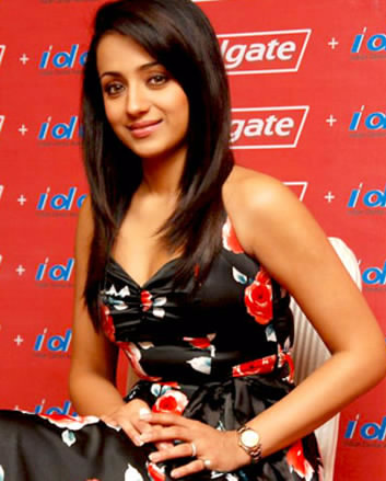 Trisha Krishnan - News for Masses