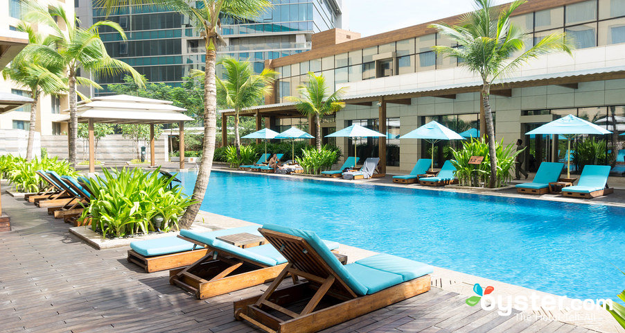 Marriott Getaways - JW Marriott Mumbai Sahar, India: