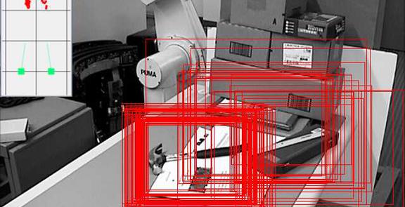 multi camera object detection