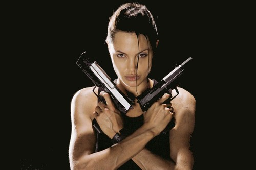 Angelina Jolie hollywood hottest