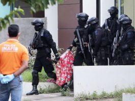 Marina Bay, Singapore attack foiled