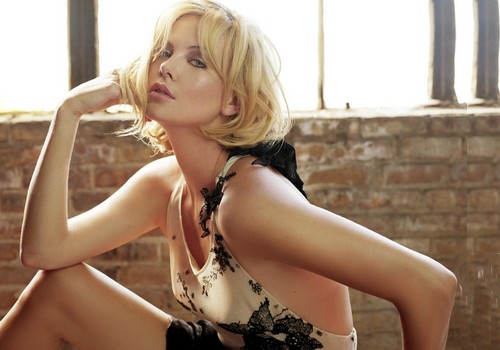 charlize theron hollywood hottest