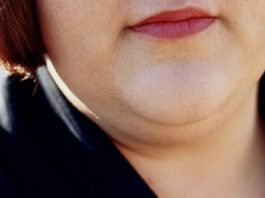 how to get rid of double chin and facial flab fast