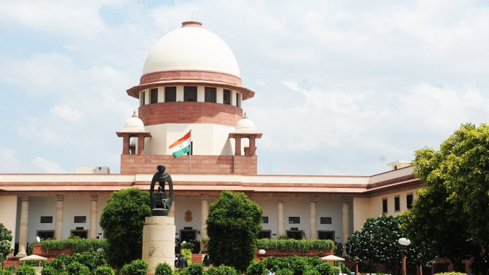 supreme court warns centre on logjam