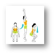 Jack Squats Exercise