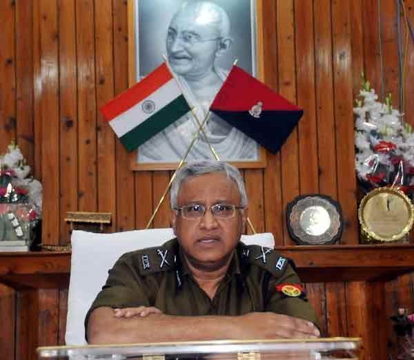 up police dgp javeed ahmad