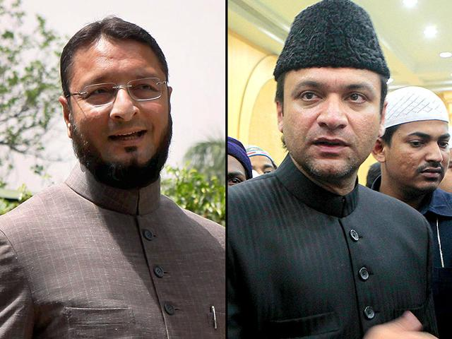 Owaisi brothers