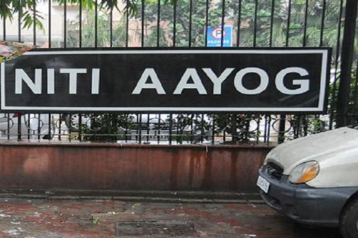 Niti Aayog - Planning Commission