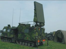 weapon locating radar systems
