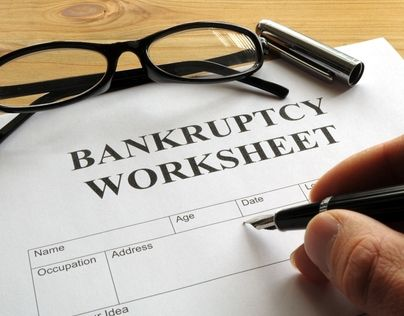 Bankruptcy - Debt Collection Harassment for loan
