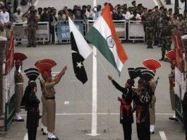 india pakistan at wagah border kulbhushan jadhav