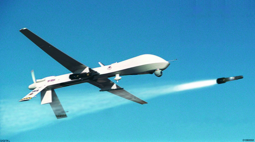 US approves sale of Predator Drones to India