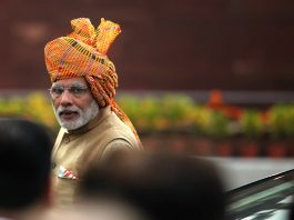 prime minister narendra modi gst
