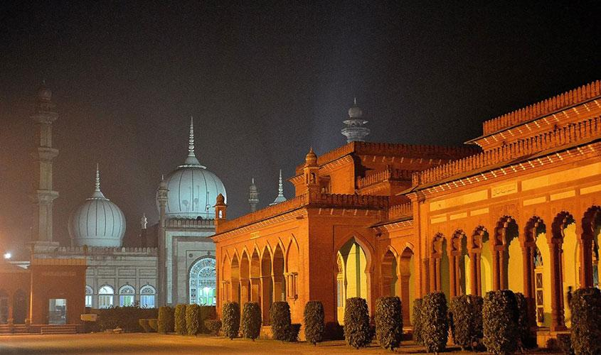 aligarh muslim university AMU