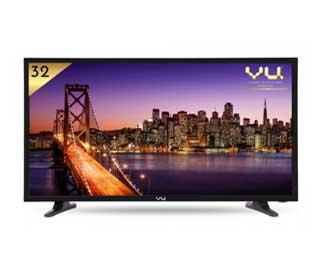 Vu 32D6475 HD Smart LED TV - Best TV's under 20000 in India