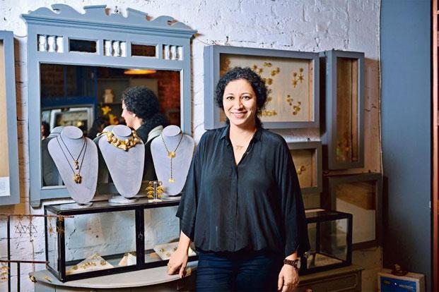 Eina Ahluwalia - Best Jewellery designer in India