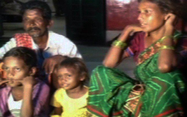 man sells son in orissa