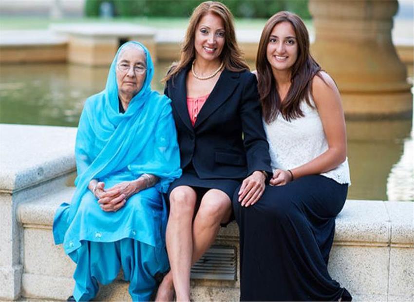 Preet Didbal First Sikh Woman
