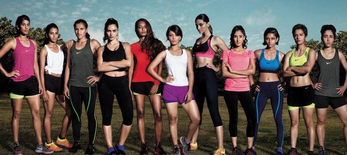 female-athletes-indian women