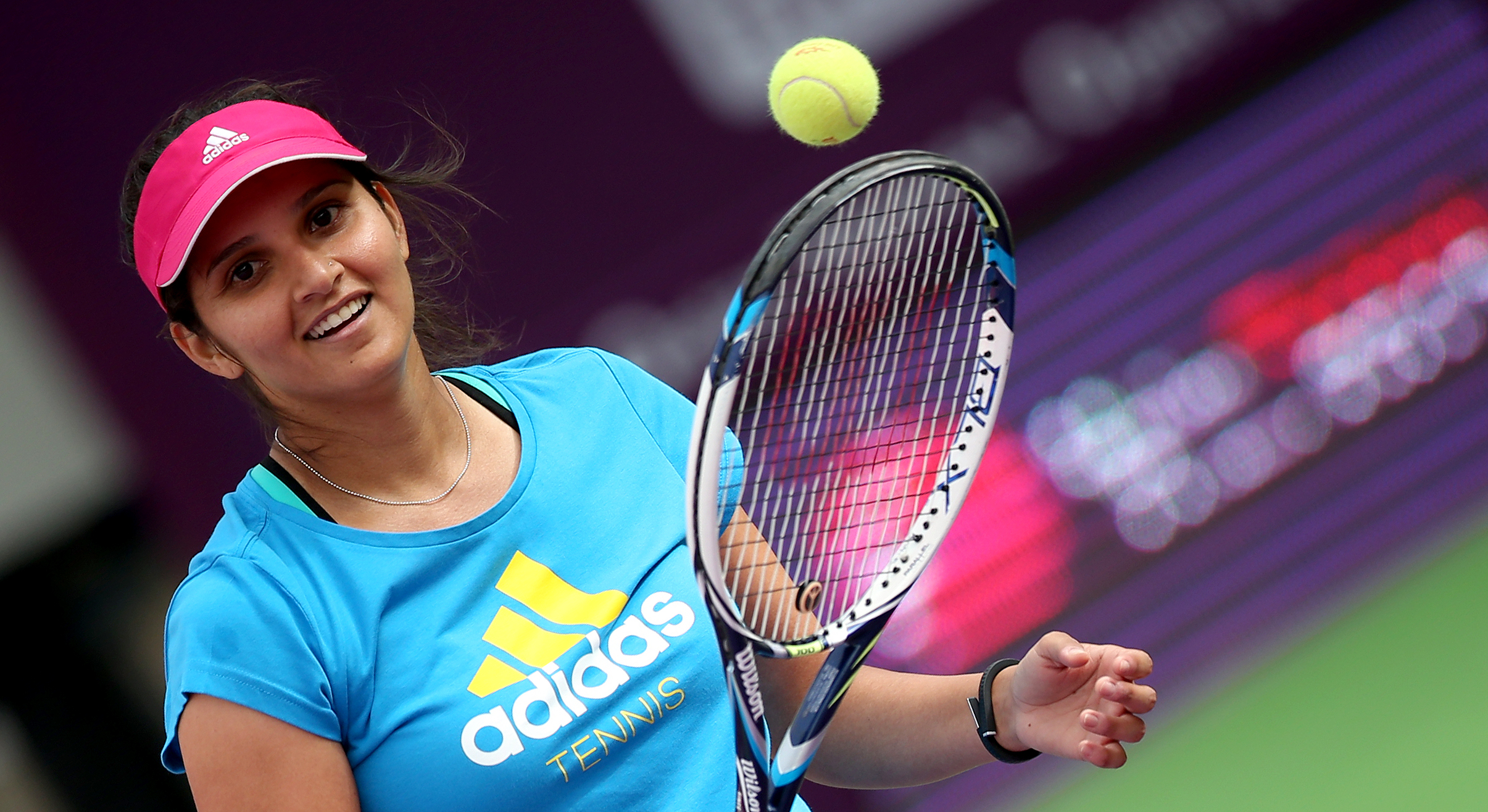 Indian women in the field of sports, Sanya Mirza (File Photo)