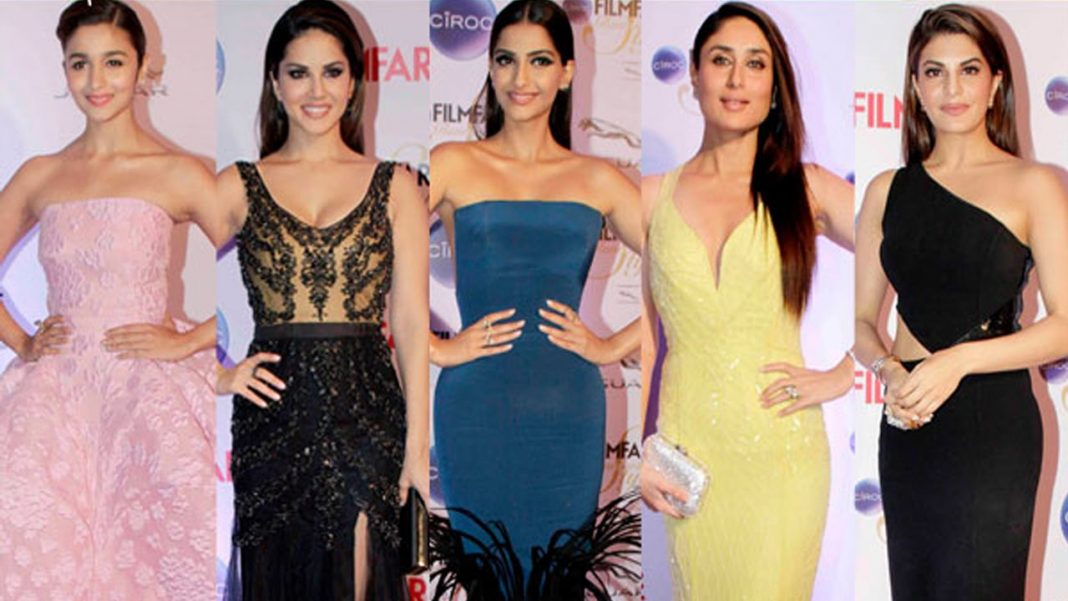 Celebrities - Top 10 Most Fashionable Indian Actresses Bollywood