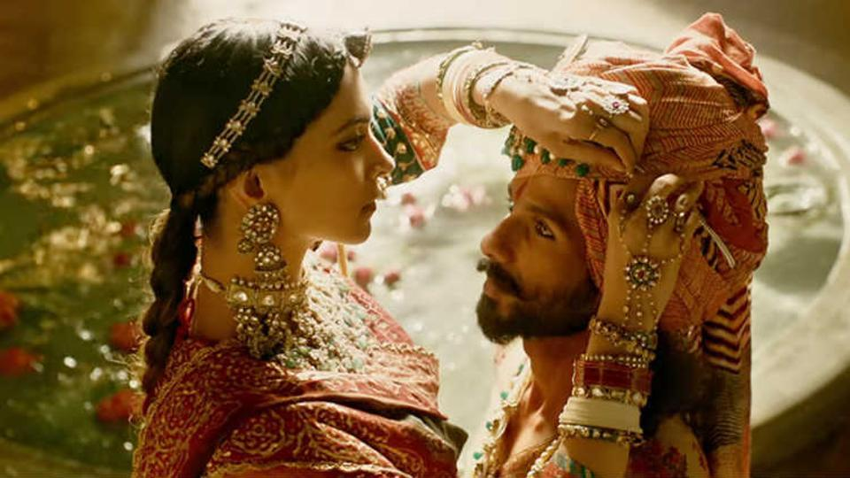 Queen Padmavati And Alauddin Khilji