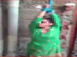 Woman tortured for dowry in uttar pradesh