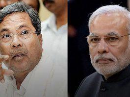 CM Siddaramaiah - PM Narendra Modi in Karnataka Elections