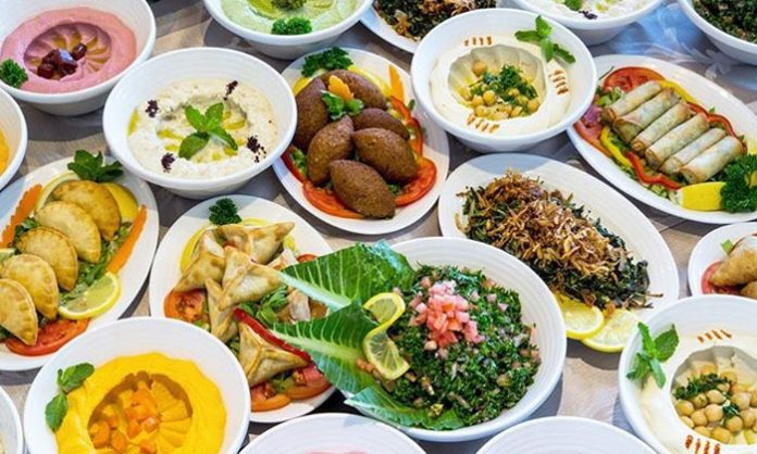 lebanese cuisine - world's top ten most healthy cusines