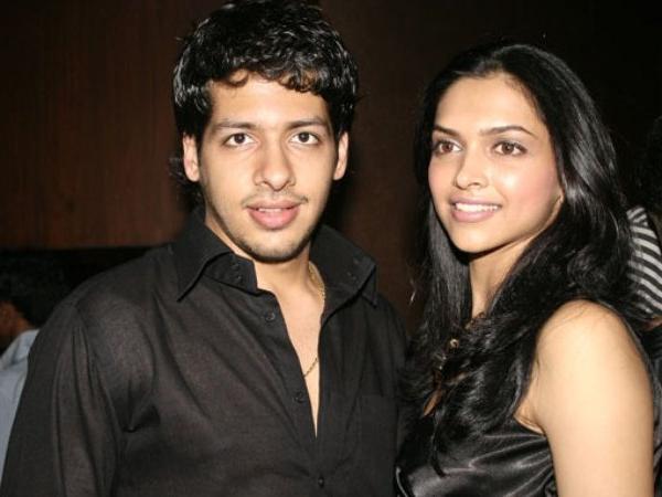 Deepika Padukone and Nihar Pandya