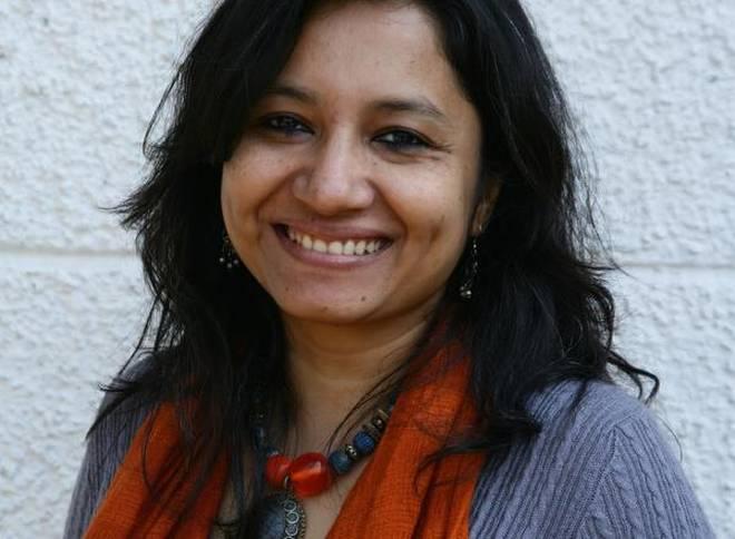 Indian author Himanjali Sankar
