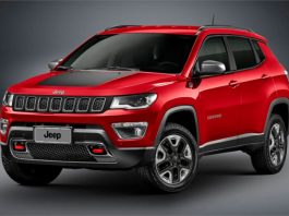 Jeep Compass Trailhawk launch india