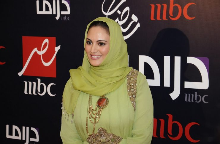 Muna Abu Sulayman - Top Most Beautiful Muslim Women