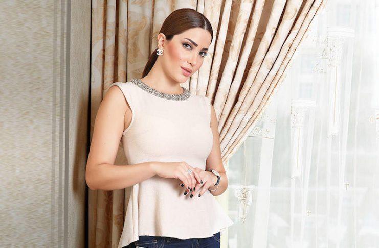 Nesrin Tagesh - top most beautiful muslim women
