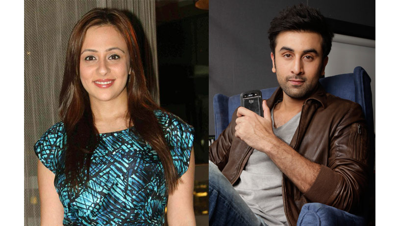 Ranbir Kapur and Avantika Malik