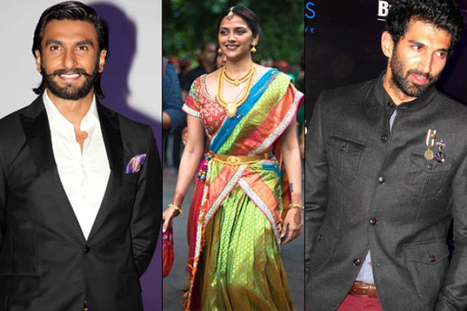 Ranveer Singh and Aditya Roy Kapur's common love interest