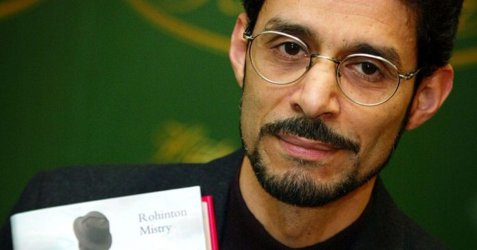 Indian Author Rohinton Mistry