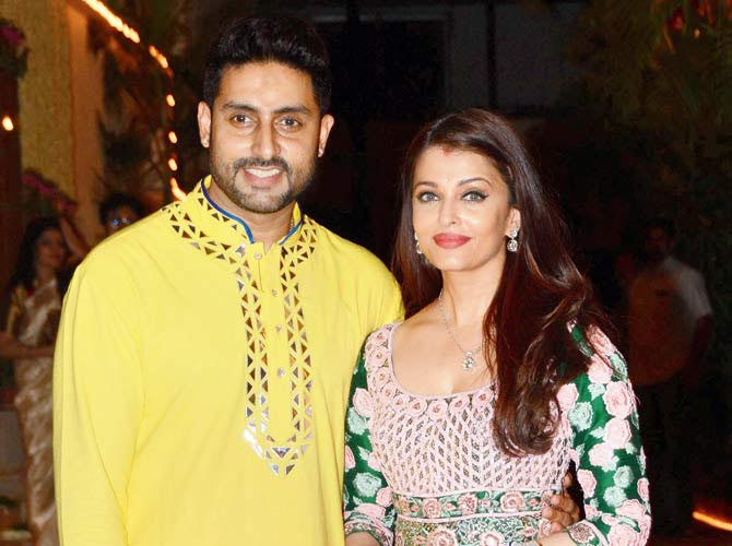 abhishek bachchan - ashwarya rai Top Most Romantic Couples