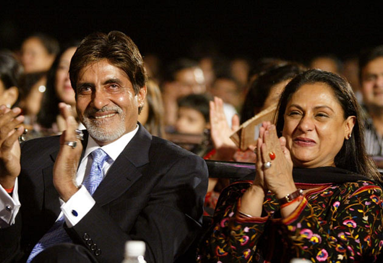 Amitabh Bachan - Jaya Bachchan Top most Romantic