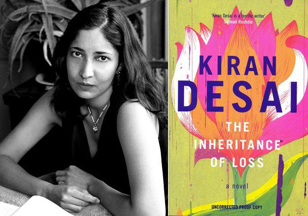 Indian Author Kiran Desai