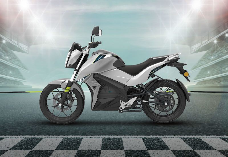 Electric Motorcycle launch India - Tork