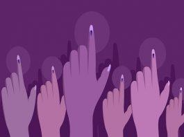 Politicians voting Elections