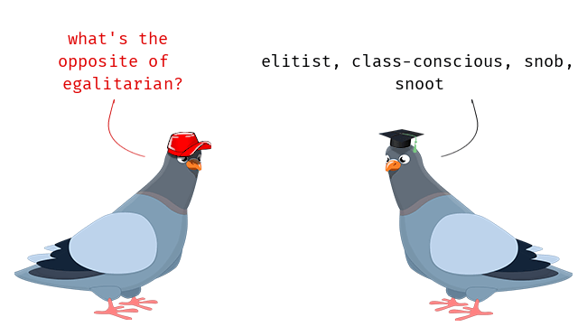 Egalitarian Vs The Elitist