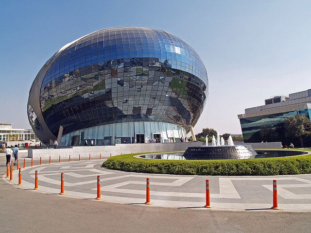 Real estate in Pune - Infosys building